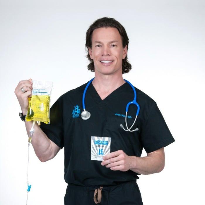 Dr. Jason Burke