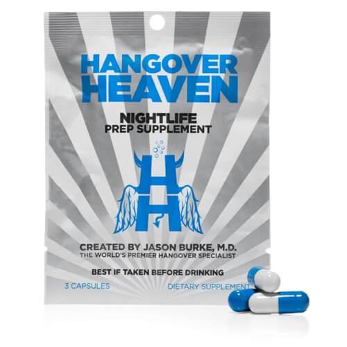 Hangover Nightlife Prep Supplement