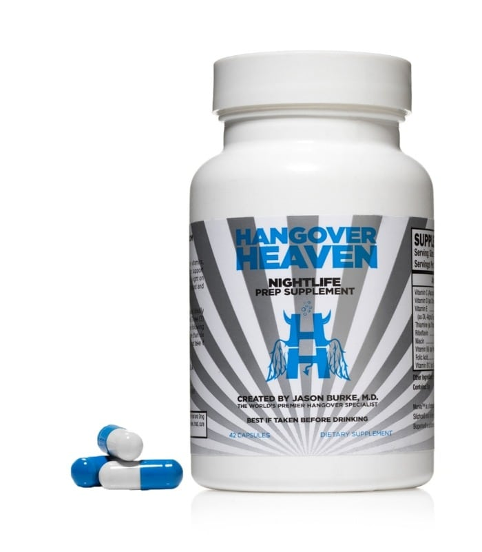 Best Natural Supplement For Hangover