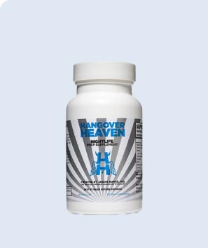 Hangover Heaven Nightlife Prep Supplement 42 Count