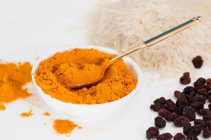 tumeric powder for hangover prevention