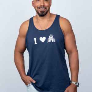 Men Sleeveless Front